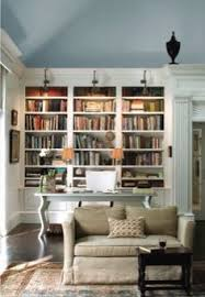something u0027s gotta give black wicker chairs and bookshelves