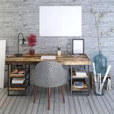 plan pour fabriquer un bureau en bois plan de bureau en bois bureau travail la plan travail en plan