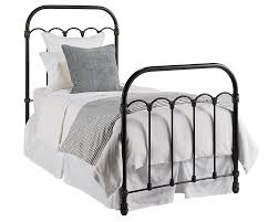 colonnade metal twin bed magnolia home