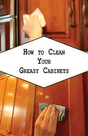 best way to clean wood cabinets good best way to clean grease off kitchen cabinets 5 best natural