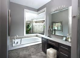 gray tile what color walls bathroom vanity contemporary with dark