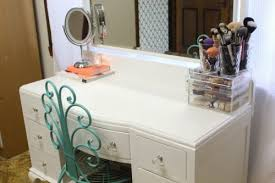 Diy Vanity Table 9 Diy Dressing Table Makeovers You Ll Like Shelterness
