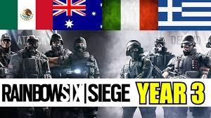 rainbow six siege year 3 revealed u0026 countries prediction mexico