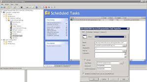 create a defragmentation scheduled task in windows server 2008