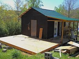 build a house free how to build a mortgage free small house for 5 900