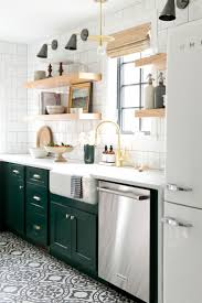 modern green kitchen best 25 green cabinets ideas on pinterest green kitchen