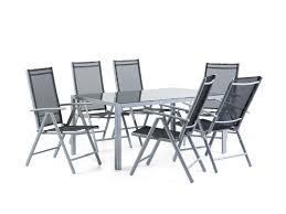 Aluminum Patio Table by Aluminum Patio Dining Set Clarens Velago Patio Furniture