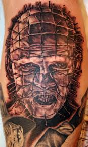 hope gallery tattoo tattoos julio rodriguez hellraiser