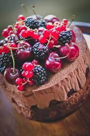 black forest mousse cake u2014 sweet gastronomy