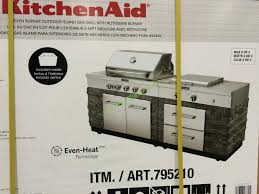 Costco Kitchen Island Costco 795210 Kitchenaid 7 Burner Island Grill Part U2013 Costcochaser
