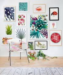 Tropical Decor Miami Inspired Tropical Decor Ideas Ohoh Blog Diy And Crafts