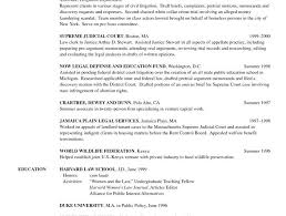 Sample Law Student Resume Law Resume Template Resume Ideas