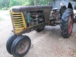 index of gts today tractor