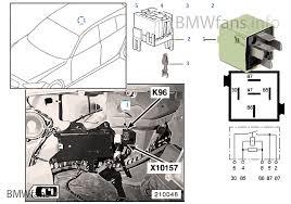 relay for fuel pump 1 k96 bmw 3 u0027 e46 m3 s54 europe