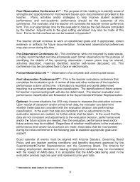 sample teacher evaluation form example course evaluation template