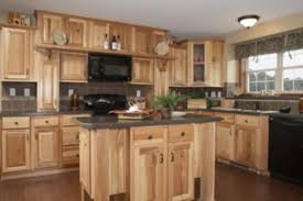 Hickory Cabinet Doors Hickory Shaker Cabinets Unfinished Rustic Hickory Kitchen Cabinets