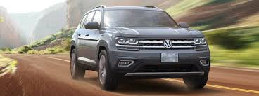 Atlas Help What Are The Cargo Space Measurements For The 2018 Volkswagen Atlas