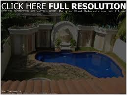 backyards beautiful pool designs for small backyards home design