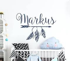 Wall Name Decals For Nursery Wall Name Decals For Nursery Best Name Wall Decals Images On