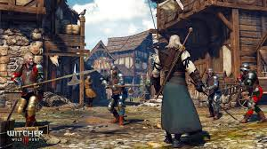 The Witcher 3 World Map by The Map Of The Game The Witcher 3 Wild Hunt Is Out Now News