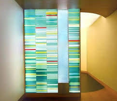 Interior Waterfall Design by Interior Design Etched Glass Modern Indoor Water Falls And Water