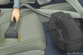 Can You Steam Clean Upholstery How To Clean The Upholstery In A Car Yourmechanic Advice