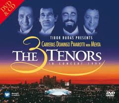 the three tenors in concert 1994 by josé carreras 825646337378