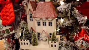 raz town square decorated christmas tree youtube