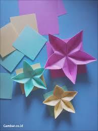cara membuat origami bunga yang indah download gambar cara membuat origami bunga sakura berbagi tutorial