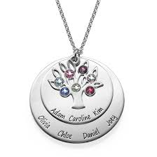 mothers necklaces with names and birthstones what to get for christmas top 20 grandmother gift ideas