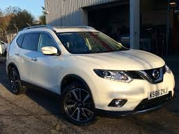 nissan suv 2010 used nissan x trail cars for sale motors co uk