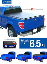 2005 dodge dakota bed tyger rolock low profile roll up truck bed tonneau cover for 2005