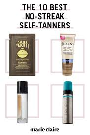 10 best self tanners of 2017 streak free sunless tanners