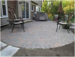 pavers backyard photo with amusing diy backyard paver patio