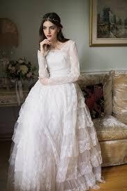 Elegant Wedding Gowns Timelessly Elegant Wedding Dresses Collection From Citizen Vintage