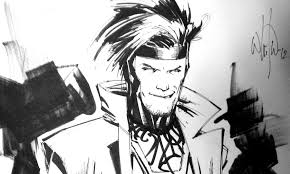 inking gambit with whilce portacio youtube