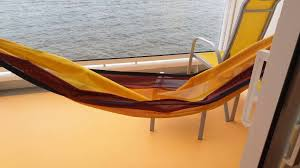 h ngematte auf balkon bild die zusätzliche hängematte auf dem balkon zu aidamar in
