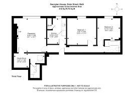georgian home floor plans 2 bedroom property for sale in georgian house duke street bath