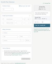 Plan 65 Purchase Manage Plan Salesforceiq Help