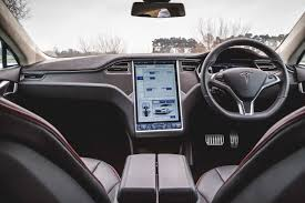 suv tesla inside driven tesla model s p85 review