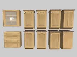 rosewood unfinished shaker door ikea kitchen cabinet doors