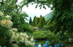 Botanic Gardens Uk Benmore Botanic Garden Near Dunoon Great Gardens