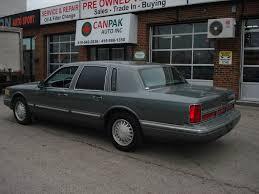 1997 lincoln town car signature rwd auto canpak auto inc