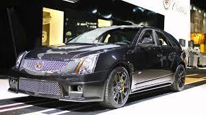 2011 cadillac cts v sport wagon black diamond edition 2011