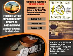 the passover truth
