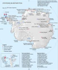 map of antarctic stations colonies southern antarctic territories
