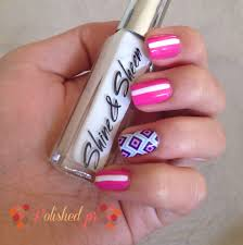 nail design polished pr