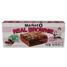 cuisine o market o brownie บราวน ส ดอร อยจากเกาหล shopee