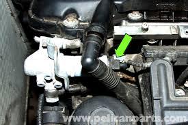 bmw e46 vanos solenoid oil line replacement bmw 325i 2001 2005