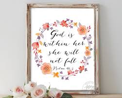 god is within her she will not fall psalm 46 5 she will not
